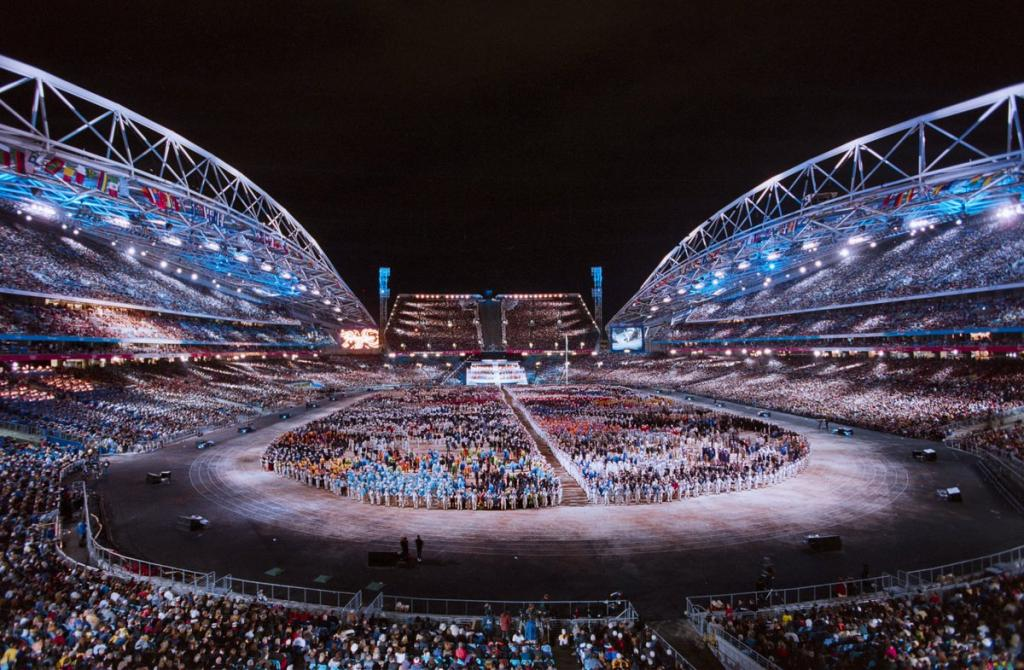 Opening Ceremoney  (Image Source: Olympics Org)