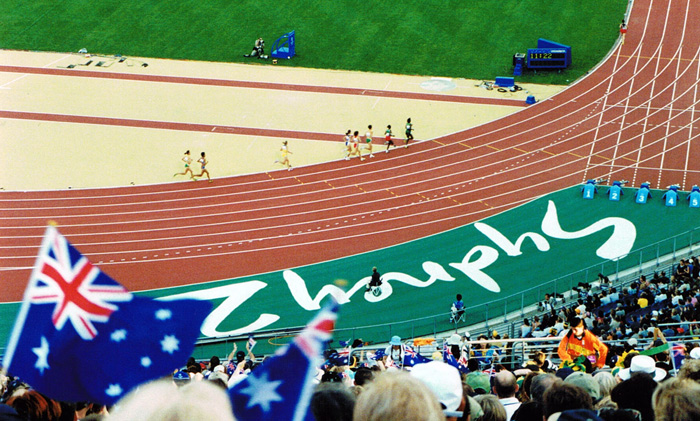Sydney Olympics 2000 (Image source: Topend sports)
