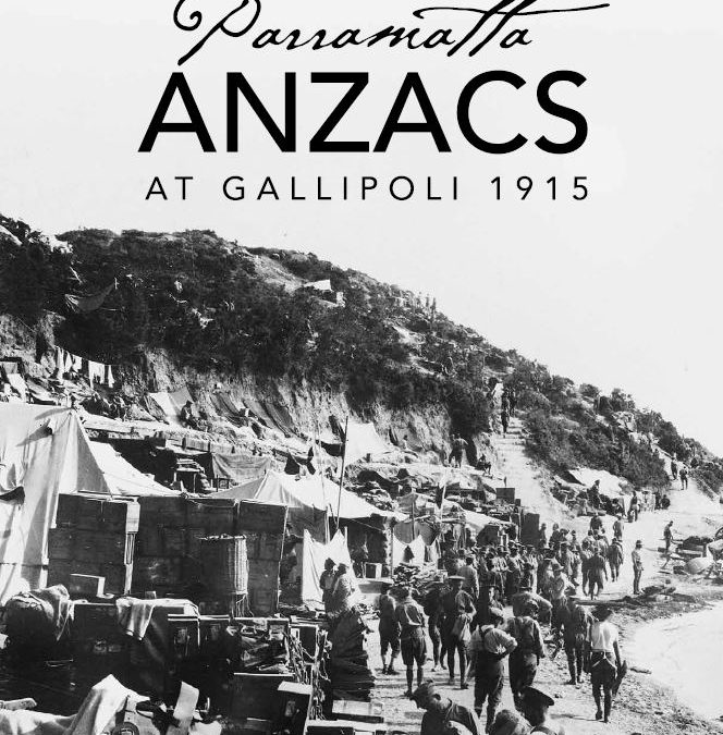 Parramatta ANZACS at Gallipoli 1915