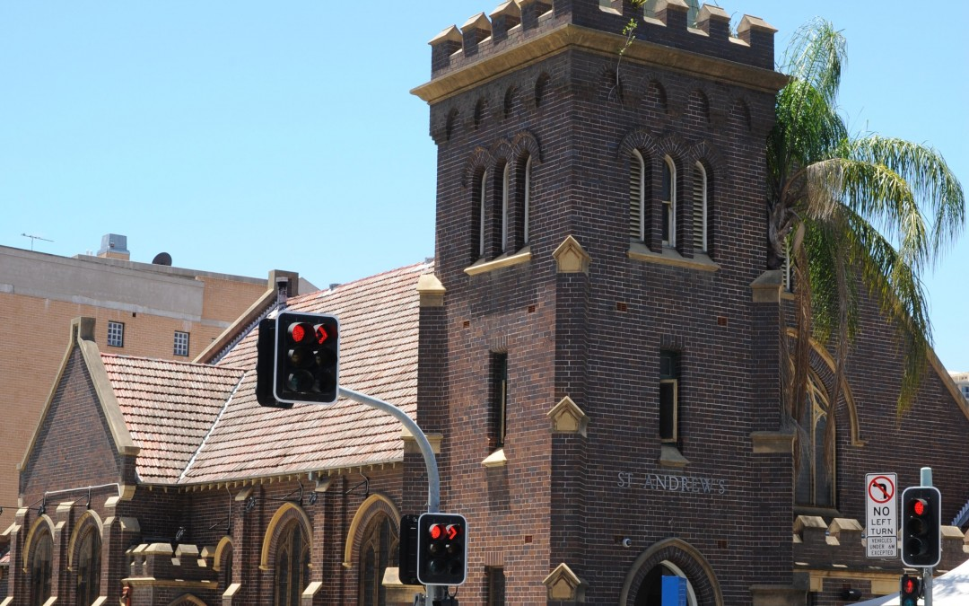 St Andrew's Uniting Church, Parramatta