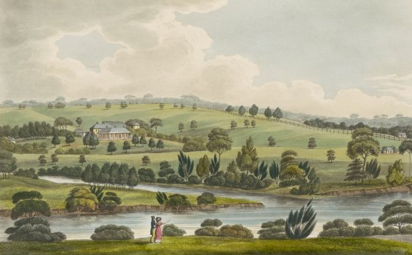 First European Exploration of Parramatta, 22 to 28 April 1788