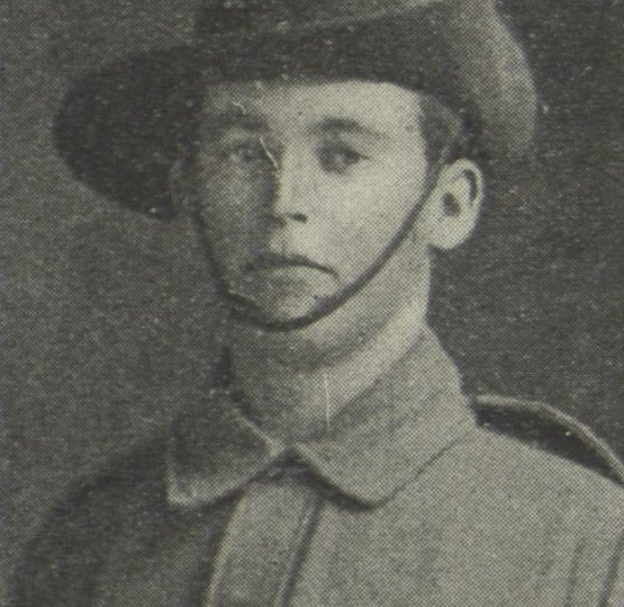 World War One – Parramatta Soldier – George Richard Filby