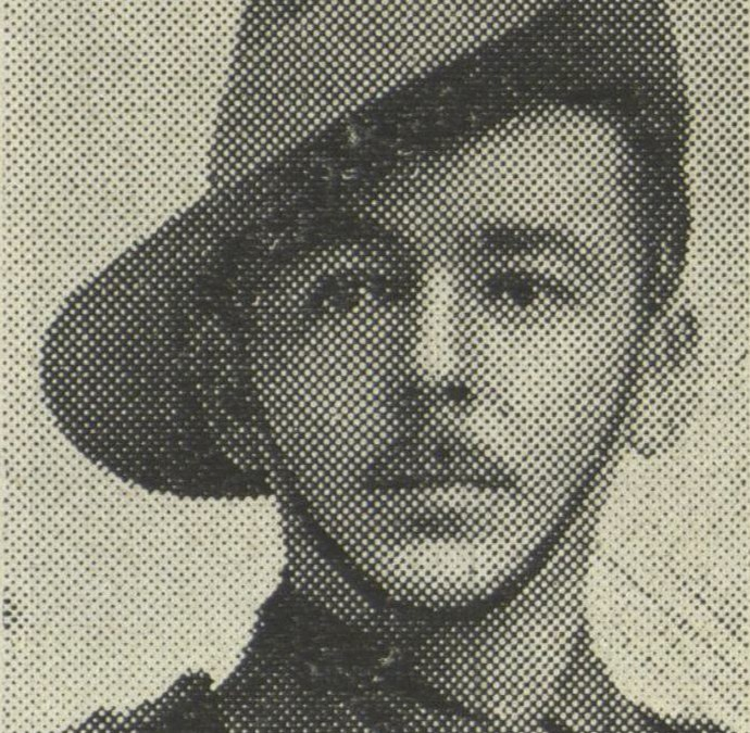 World War One – Parramatta Soldiers – Fredrick Brock Hinton