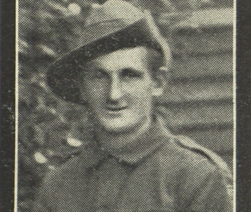 World War One – Parramatta Soldiers – Private Francis Bede Kennedy – Died of wounds