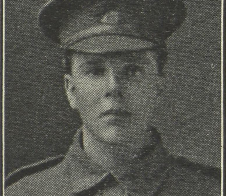 World War One – Parramatta Soldiers – Private Horace Frederick Robinson