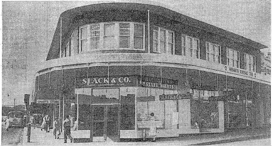 Slack & Co. Building, Parramatta