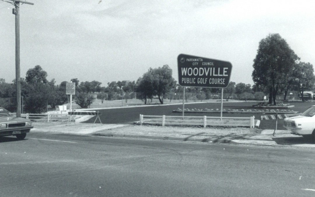 Woodville Golf Course, Parramatta