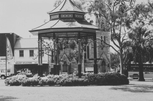 Prince Alfred Square, Parramatta – an historical tour of the site by John McClymont