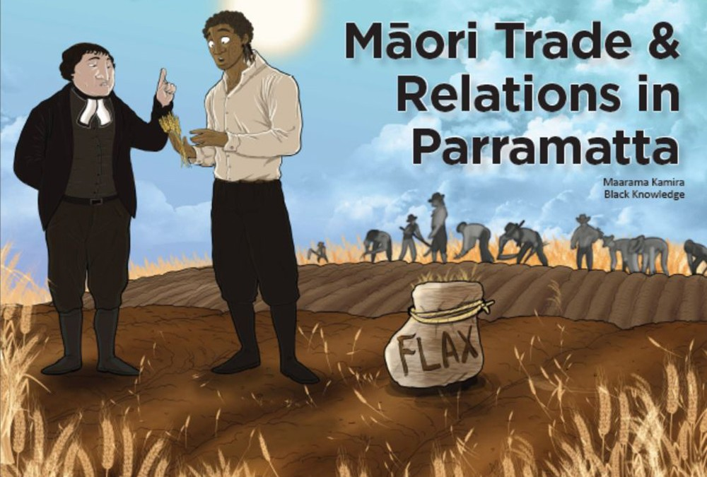 History of Māori in Parramatta