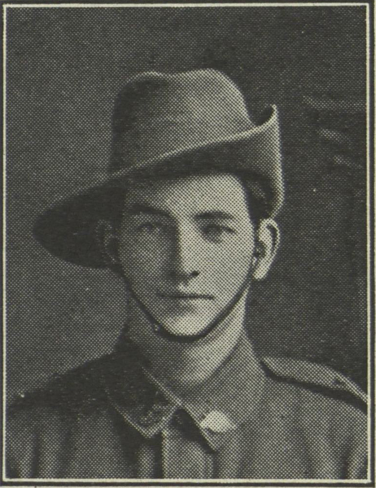 World War One – Parramatta Soldiers – Thomas George Jones
