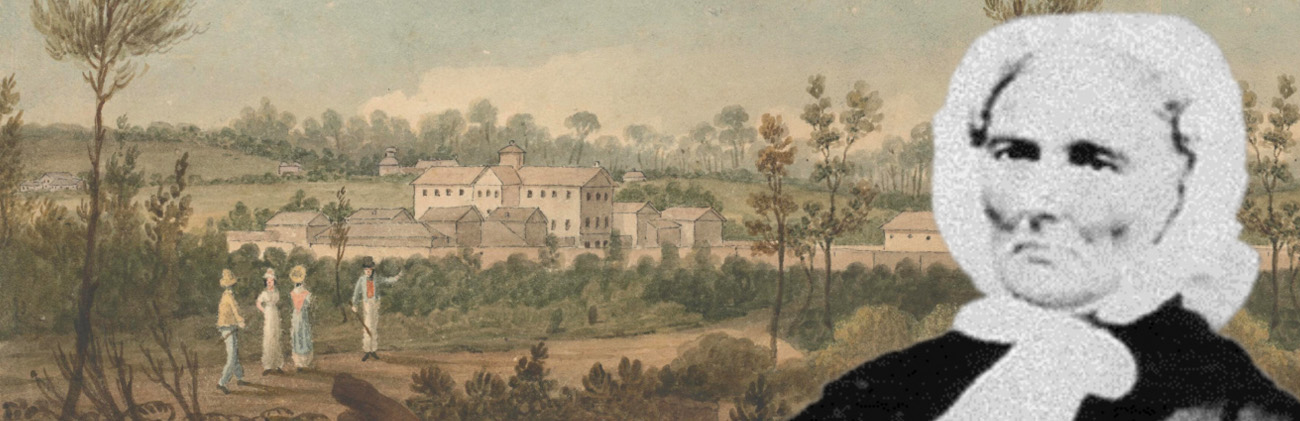 Ann Gordon Parramatta Female Factory