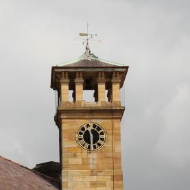 Female Factory and the Thwaites and Reed turret clock