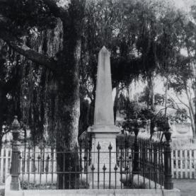 The Monument to Lady Fitzroy, Parramatta Park