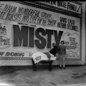 """Misty"" at the Roxy Theatre 1961 – a big day for children of Parramatta"