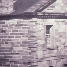 Parramatta Gaol: Building, prisoner's routine and employment