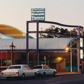Where the Riverside Theatres Stand