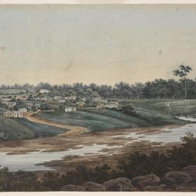 Parramatta North, Mental Health Precinct: Timeline of European Settlement 1788-2018