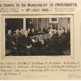 The Mayor and Council of Parramatta, 1938