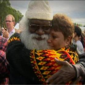 The Apology to the Stolen Generations (Source: Indigenous Film Services)