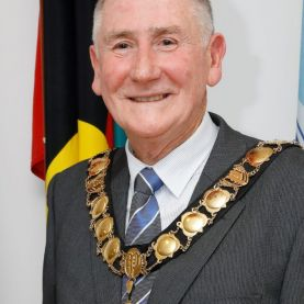 Lord Mayor Bob Dwyer 2019