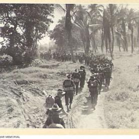 2/4 Australian Infantry Battalion troops, Aitape New Guinea
