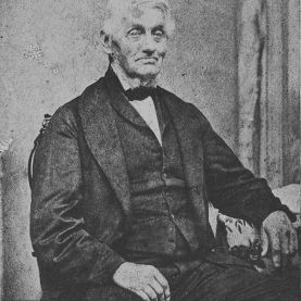 David Lennox, Superintendent of Bridges 1832. Source: State Library of New South Wales FL1798749